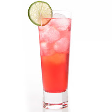 Cranberry Vodka Tonics
