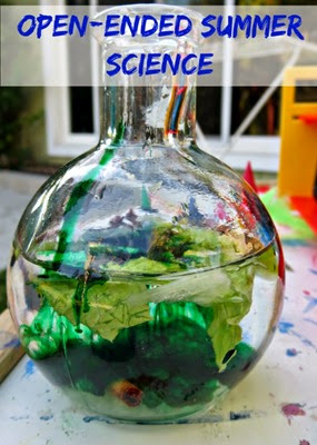 Open-Ended-Summer-Science