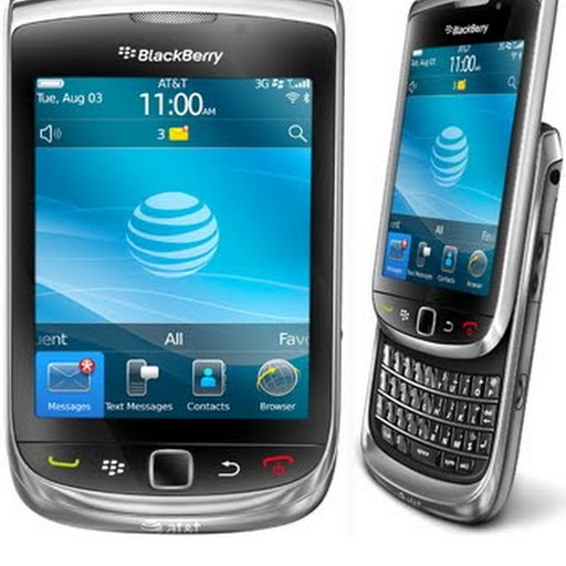 Cara Bongkar Blackberry Torch 9800