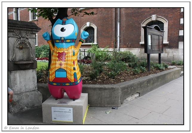 Bishopsgate Wenlock
