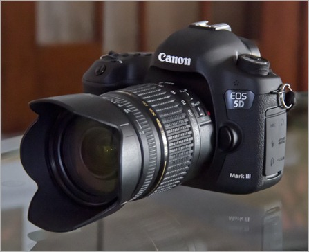 5D w-Tamron lens