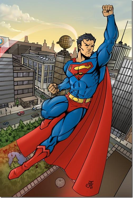 Superman,Jerry Siegel,Joe Shuster,Kal-El,Clark Joseph Kent,Christopher Reeve (154)