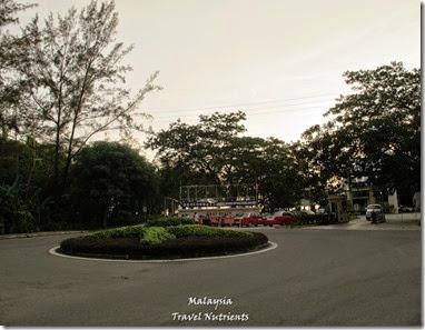 沙巴亞庇丹容亞路海灘夕陽 Perdana Park音樂水舞 (3)