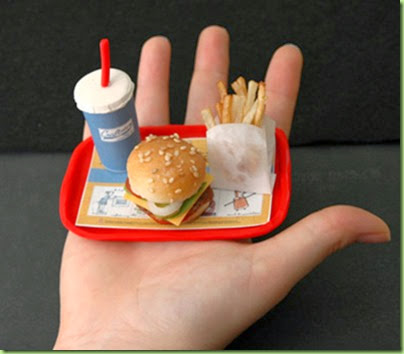 mcdonalds mini meal