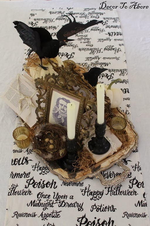 Nevermore Decor To Adore 008-002
