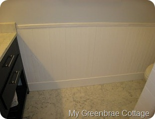 bathwainscoting