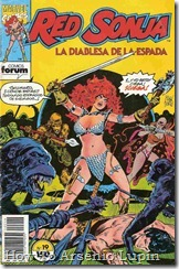 P00019 - Red Sonja #19