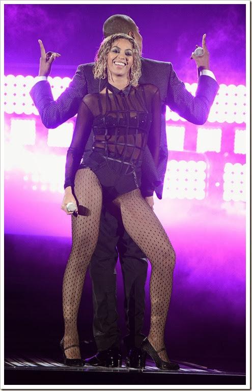 Beyonce-Jay-Z-Grammys-2014-palco
