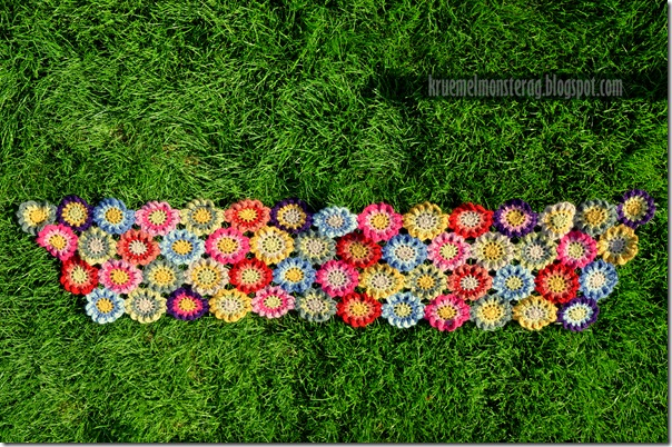 Japanese Flower Scarf (5)