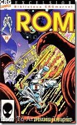 P00026 - ROM - Biblioteca Marvel #26