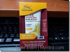 Tiger Balm neck & Shoulder 2