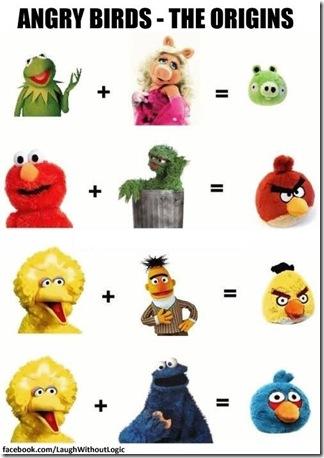 angry birds imagenes los origenes