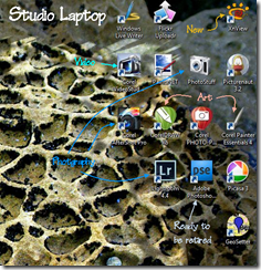 Studio Laptop Screen