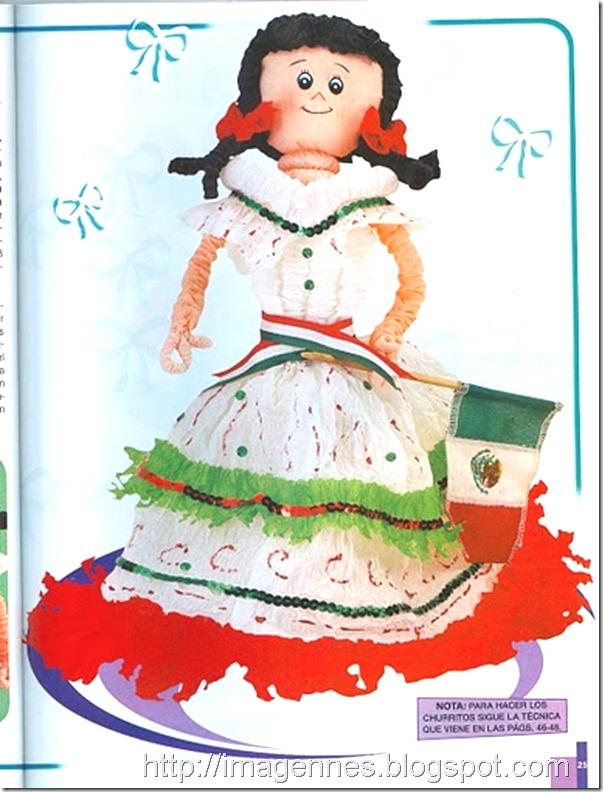 fiestas pattias mexico manualidades