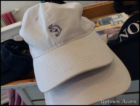 King fish cap