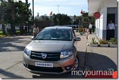 Dacia Sandero Marokko 01