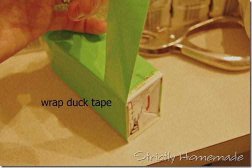 wrap duck tape