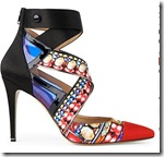 Nicholas Kirkwood for Peter Pilotto Sandals