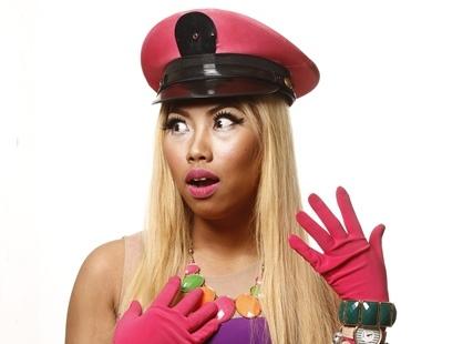 Jennifer Catuyong as Nicki Minaj