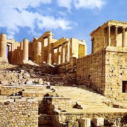 26 - Propileos de la Acrópolis de Atenas