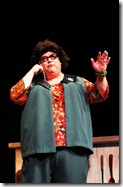 Jim Ligon as Bertha