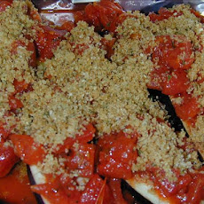 Roasted Eggplants and Tomatoes