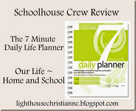 The 7 Minute Life Daily Planner Review