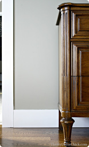thick baseboards & How to Install New Baseboards Without Removing the Old from ...