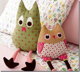 PB Kids Owls
