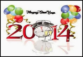 kumpulan selamat tahun baru 2014