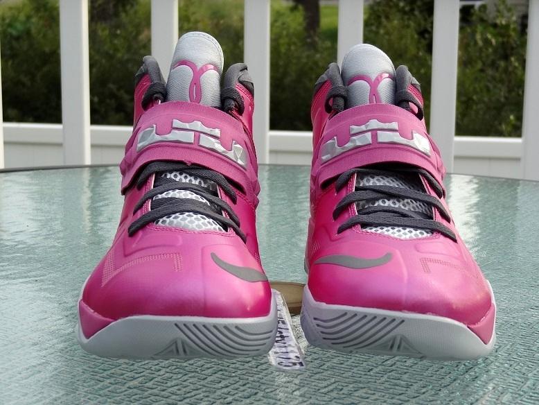Nike Zoom LeBron Soldi...