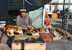 The Black Market in Ulaanbaator