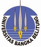 logo universitas bangka belitung