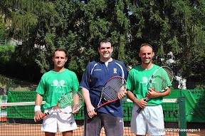 I tre moschettieri Renzo Lorenzo e Michele