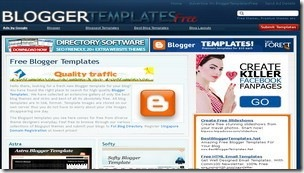 top 20 free blogger templates sites 10 Blogger Templates Free