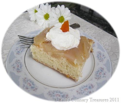 Desserts-Apple Torte