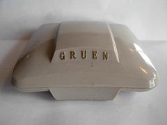 Gruen watch case