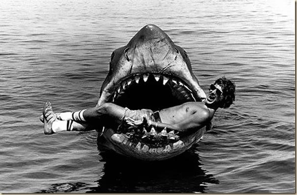 Photos étonnantes dans les coulisses de grands films (30)