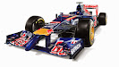 Launch Scuderia Toro Rosso STR9 left front view