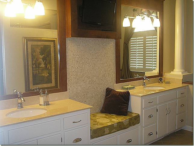 crema marfil, marble, counter tops, countertops, counters, Master, Master Bath, sinks