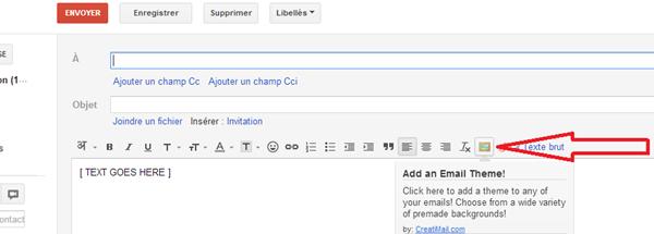 Une extension Chrome pour personnaliser le thème de vos mails