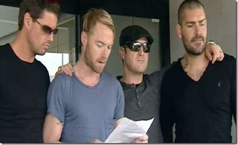 pictures and wallpapers of celebs boyzone dumped by louis
