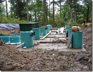 Septic Instl - Day 6 011