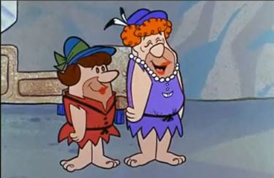 Barney-Rubble-Fred-Flintstone---the-flintstones---tv-US---ca-1963