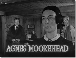 Citizen Kane Agnes Moorehead