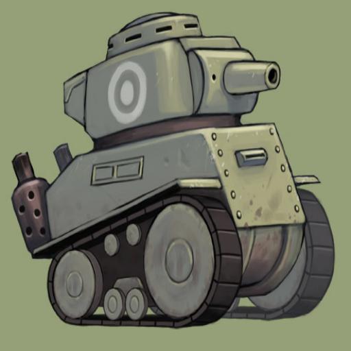 迷你坦克 LOGO-APP點子
