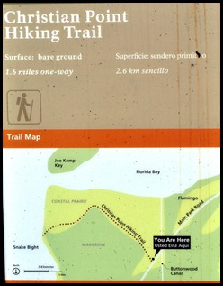 10a - map of Christian Point Trail