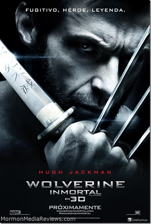 Wolverine Immortal Poster