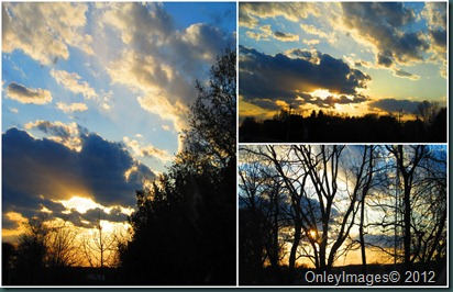 sunset collage1