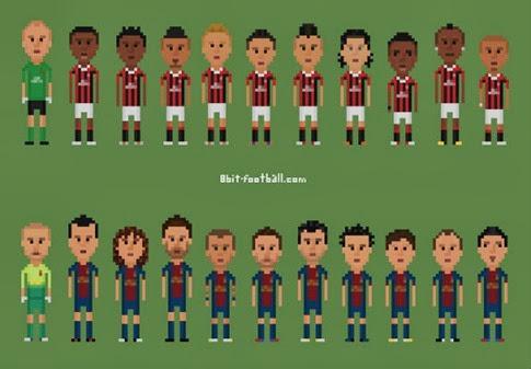 8bit-Football